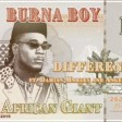 Burna Boy x Damian Marley x Angelique Kidjo - Different