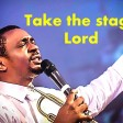 Nathaniel Bassey - Take the Stage Lord